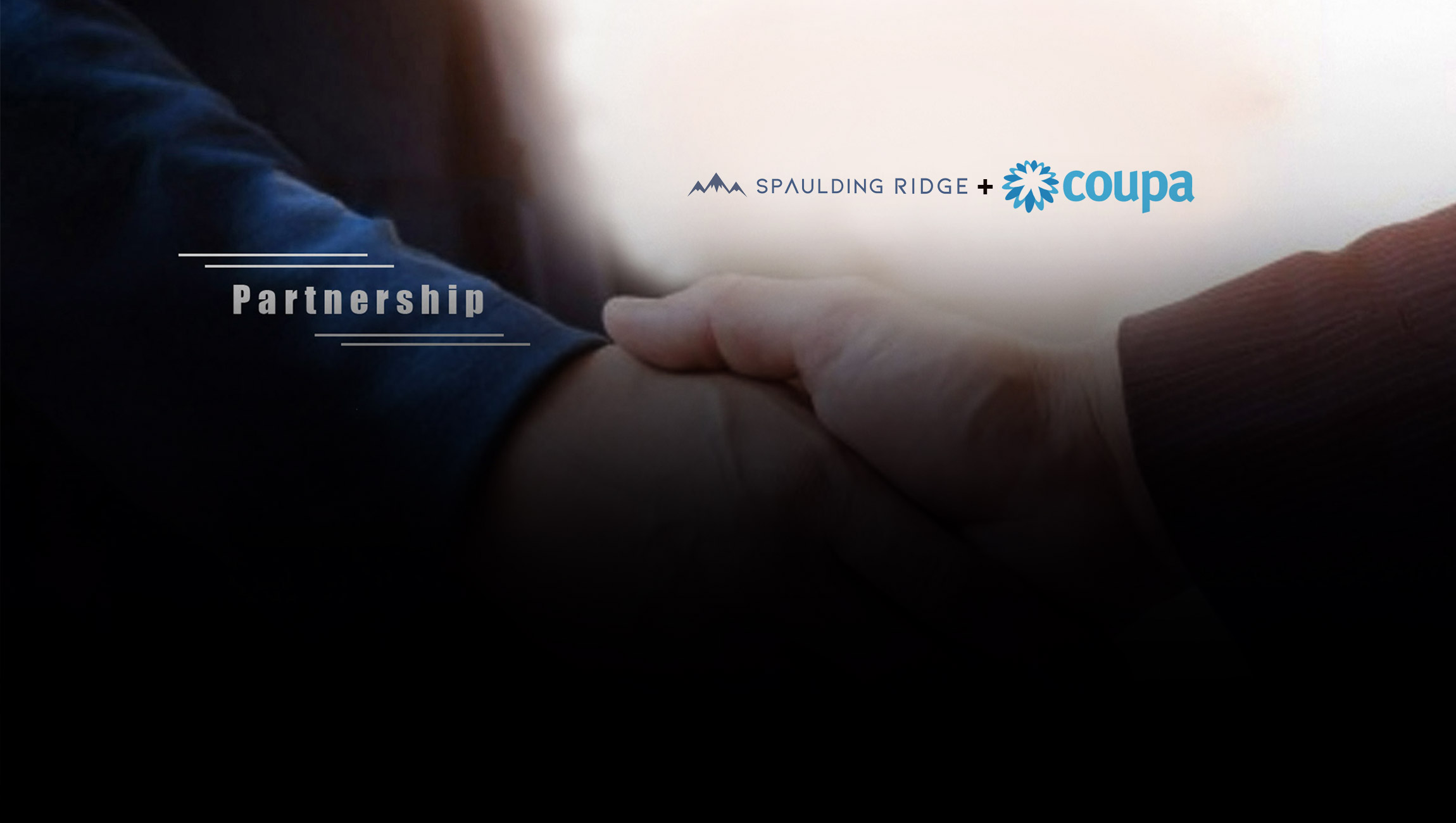 Spaulding Ridge Announces Strategic Partnership with Coupa Software