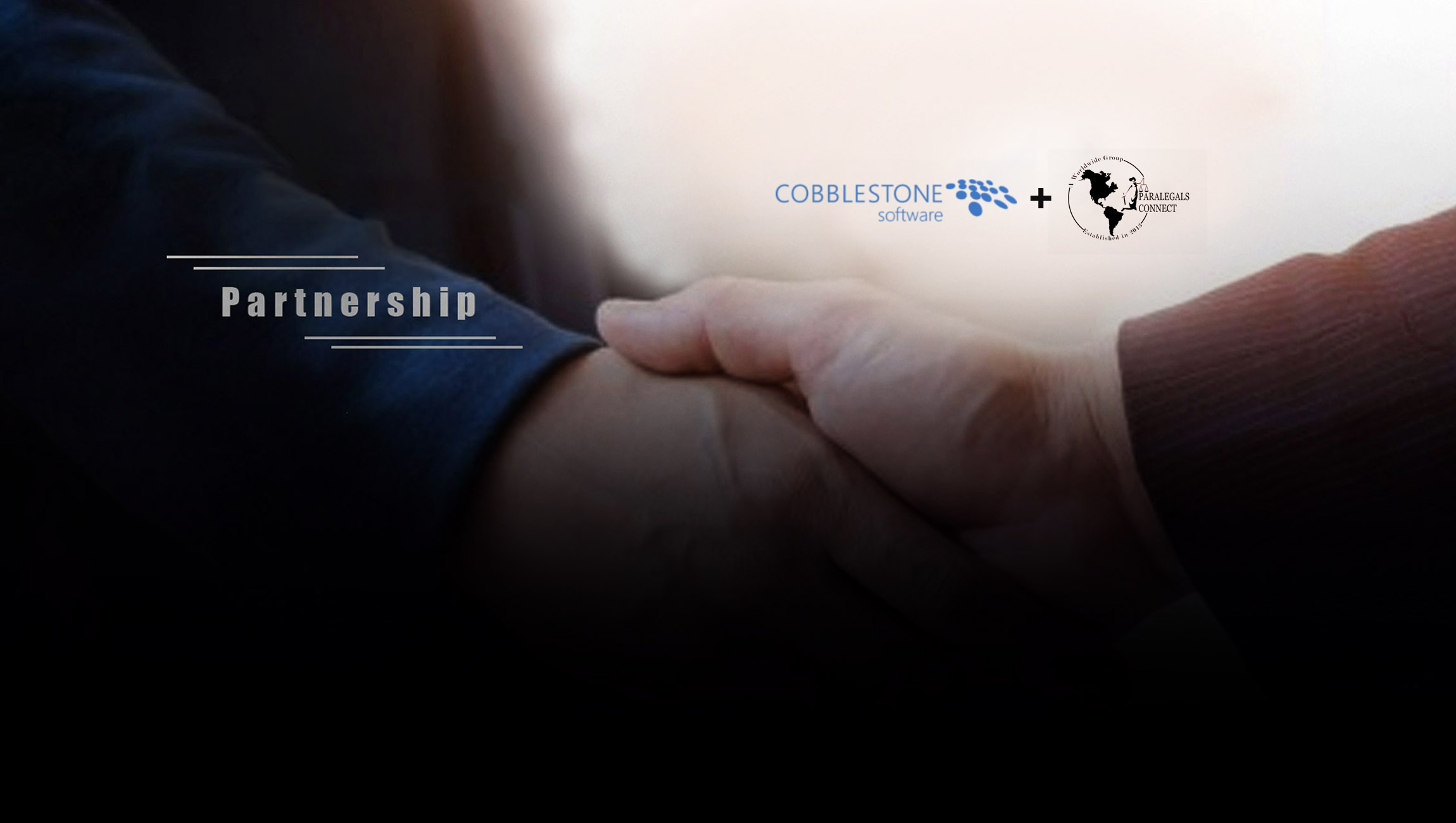 CobbleStone Software Announces Partnership With Paralegals Connect