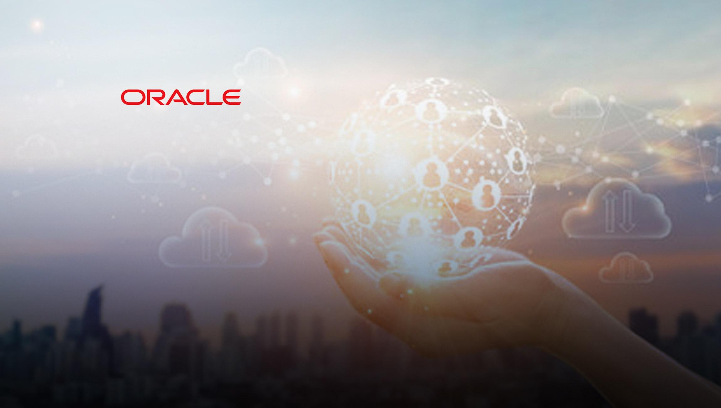 "NTT WEST Selects Oracle Exadata Cloud@Customer to Drive ""Regional Revitalization Cloud"" Initiative"