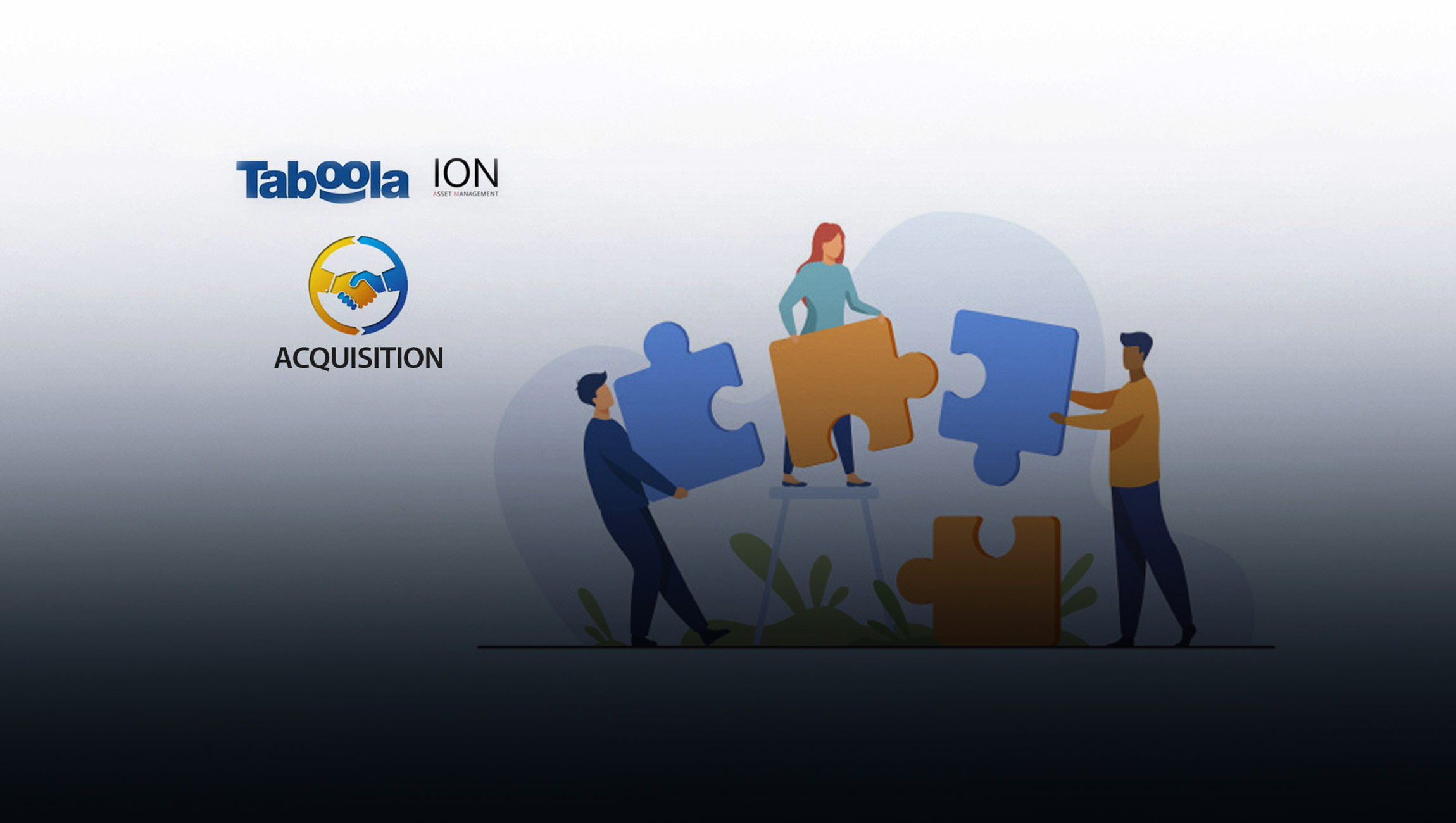 Taboola, a Global Leader In Powering Recommendations for the Open Web, to Become NYSE Listed at an Implied $2.6 Billion Valuation via a Merger with ION Acquisition Corp. 1 Ltd.