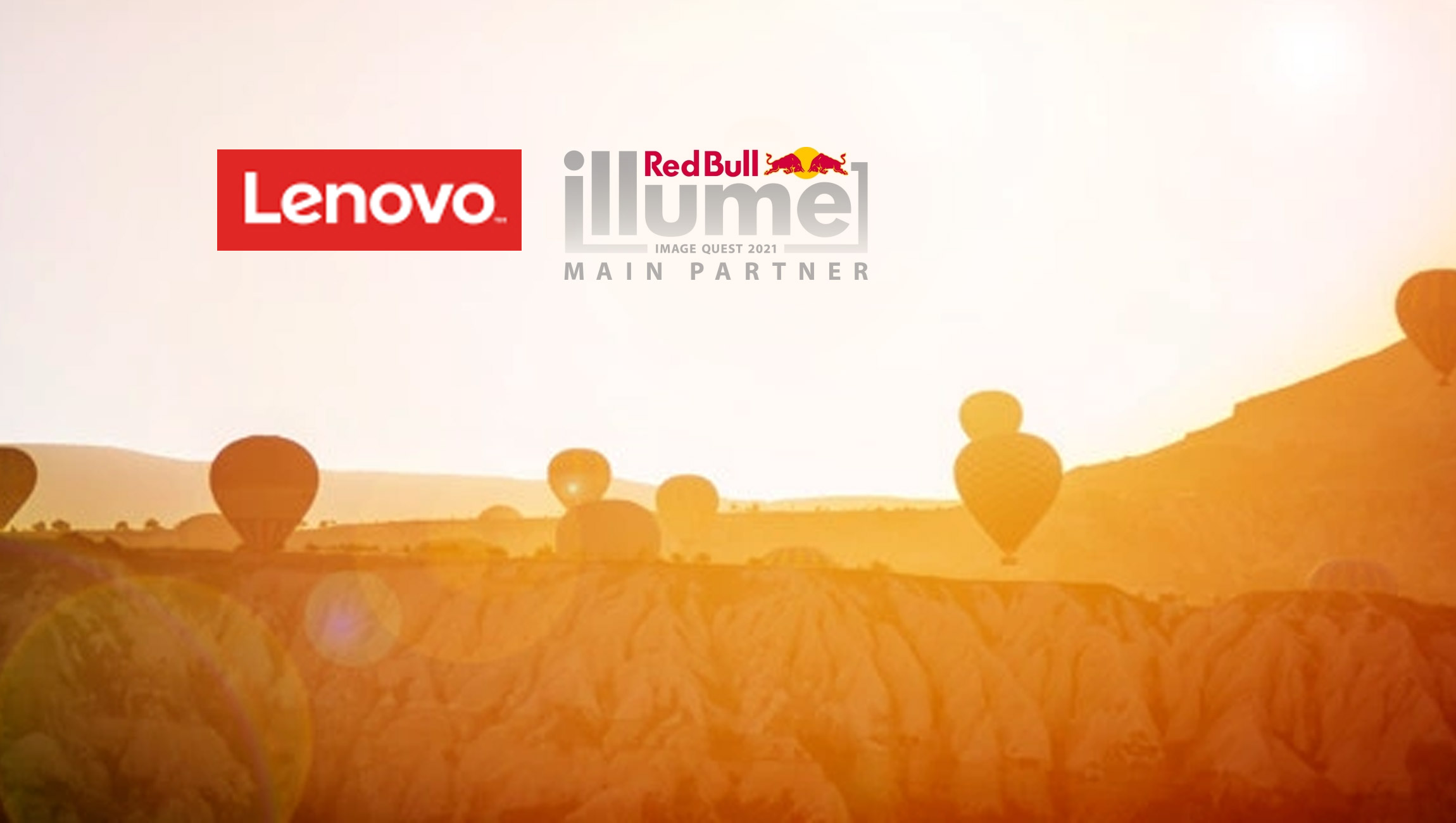 Lenovo to Be Main Sponsor of Red Bull Illume Image Quest 2021