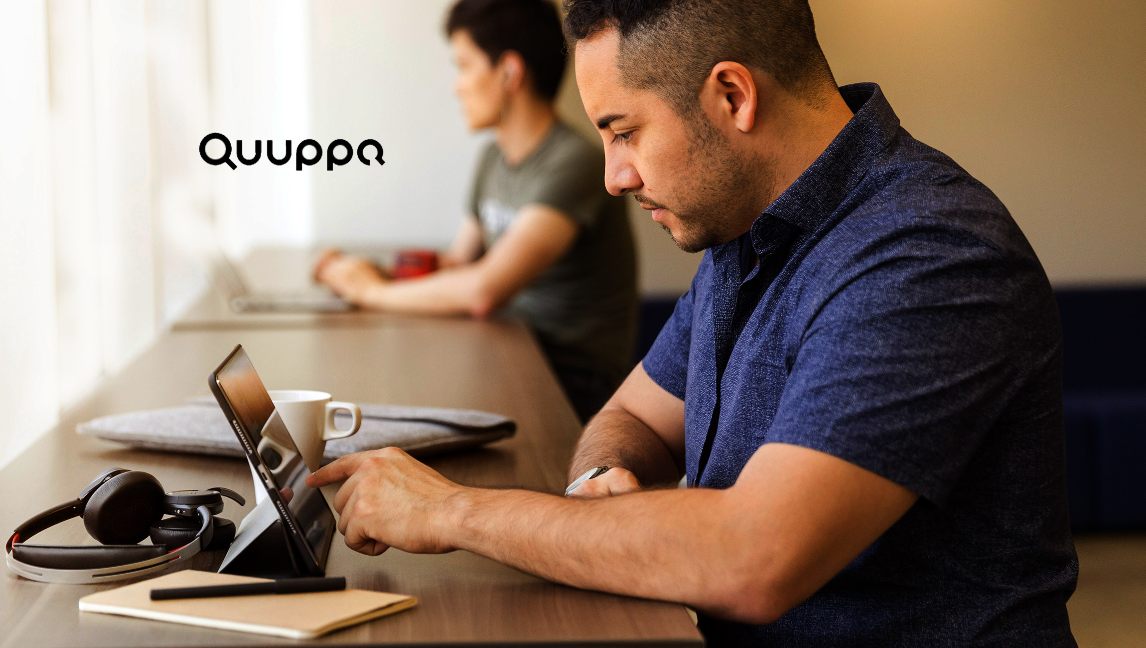 "Quuppa Intelligent Locating System™ Recognized as ""Visionary"" by Gartner"