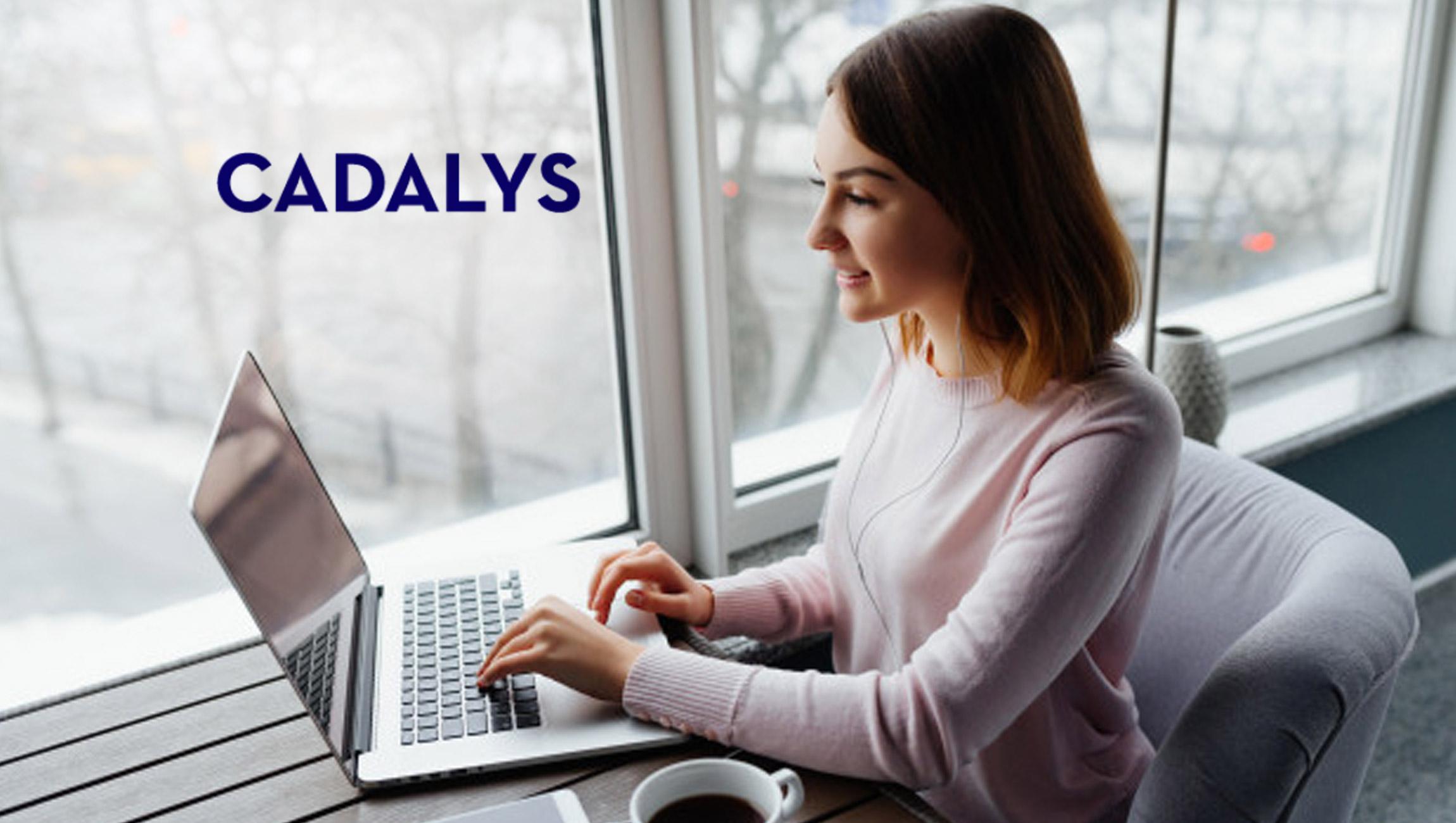 Cadalys, Inc. Announces Onboarding & Reboarding App On Salesforce AppExchange, Extending The Power Of Work.com