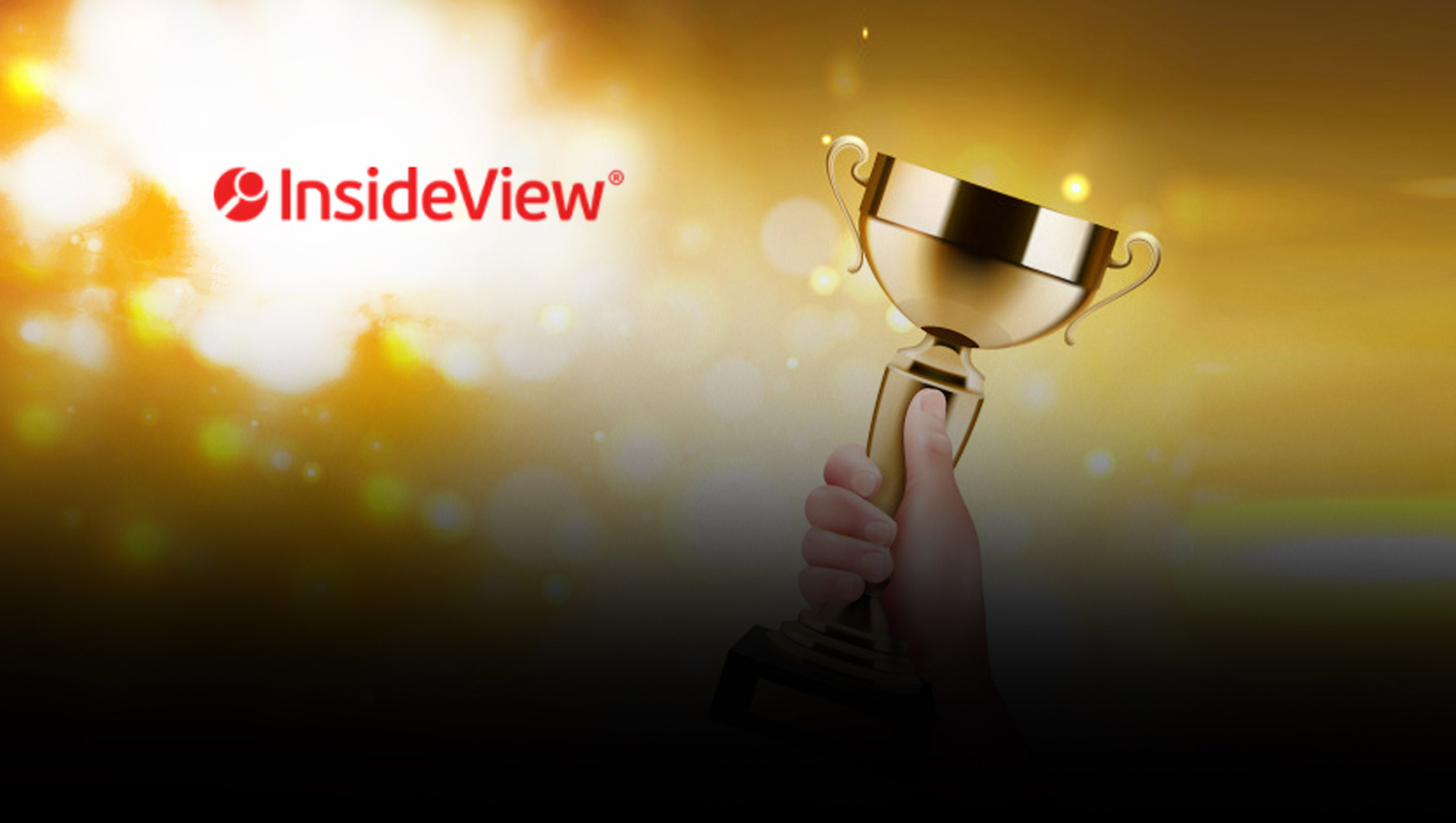 InsideView Earns A 2021 Top Rated Award From TrustRadius