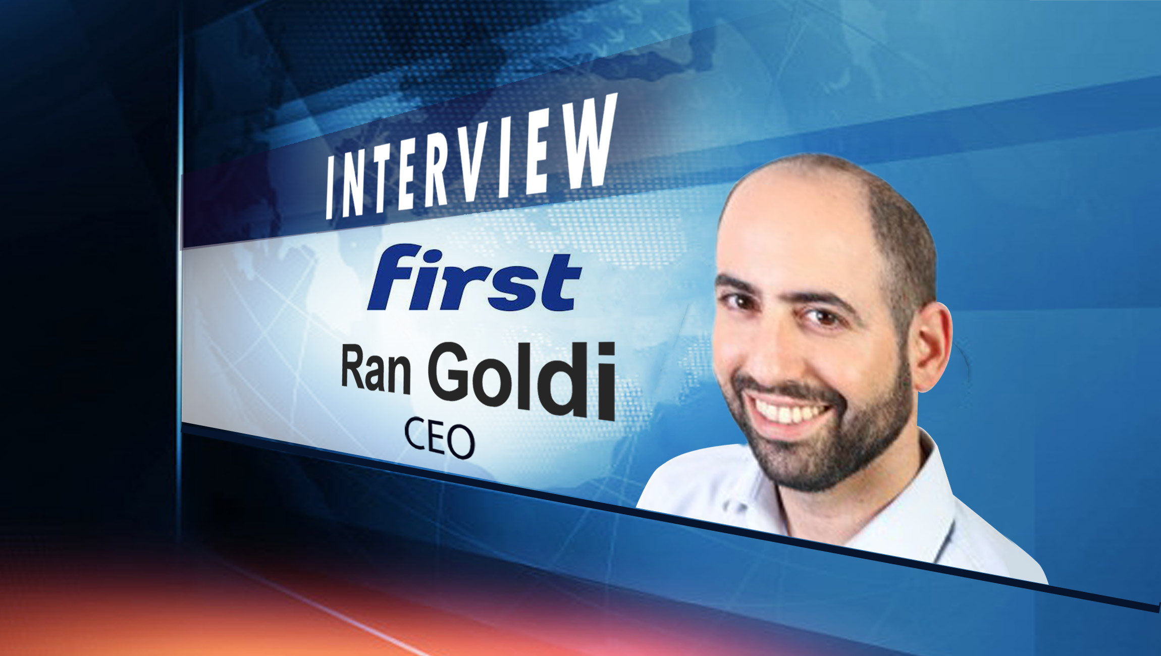 SalesTechStar Interview with Ran Goldi, CEO at First DAG