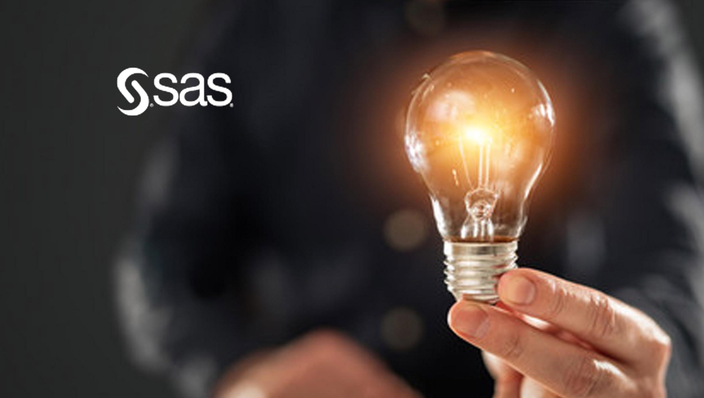 SAS honors global partners empowering customer innovation