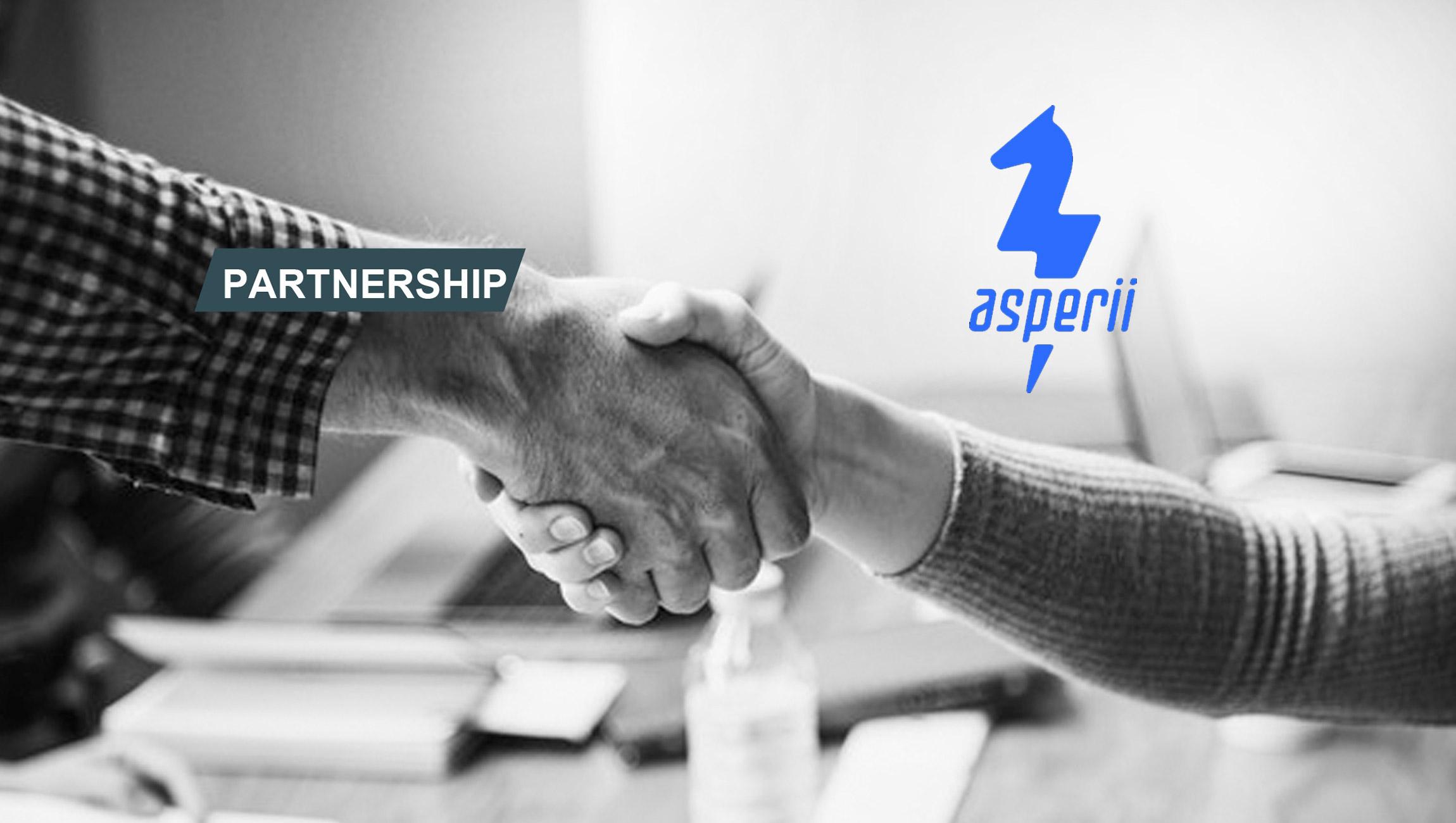 Asperii Joins The ServiceMax Asset 360 Partner Xcellence Program