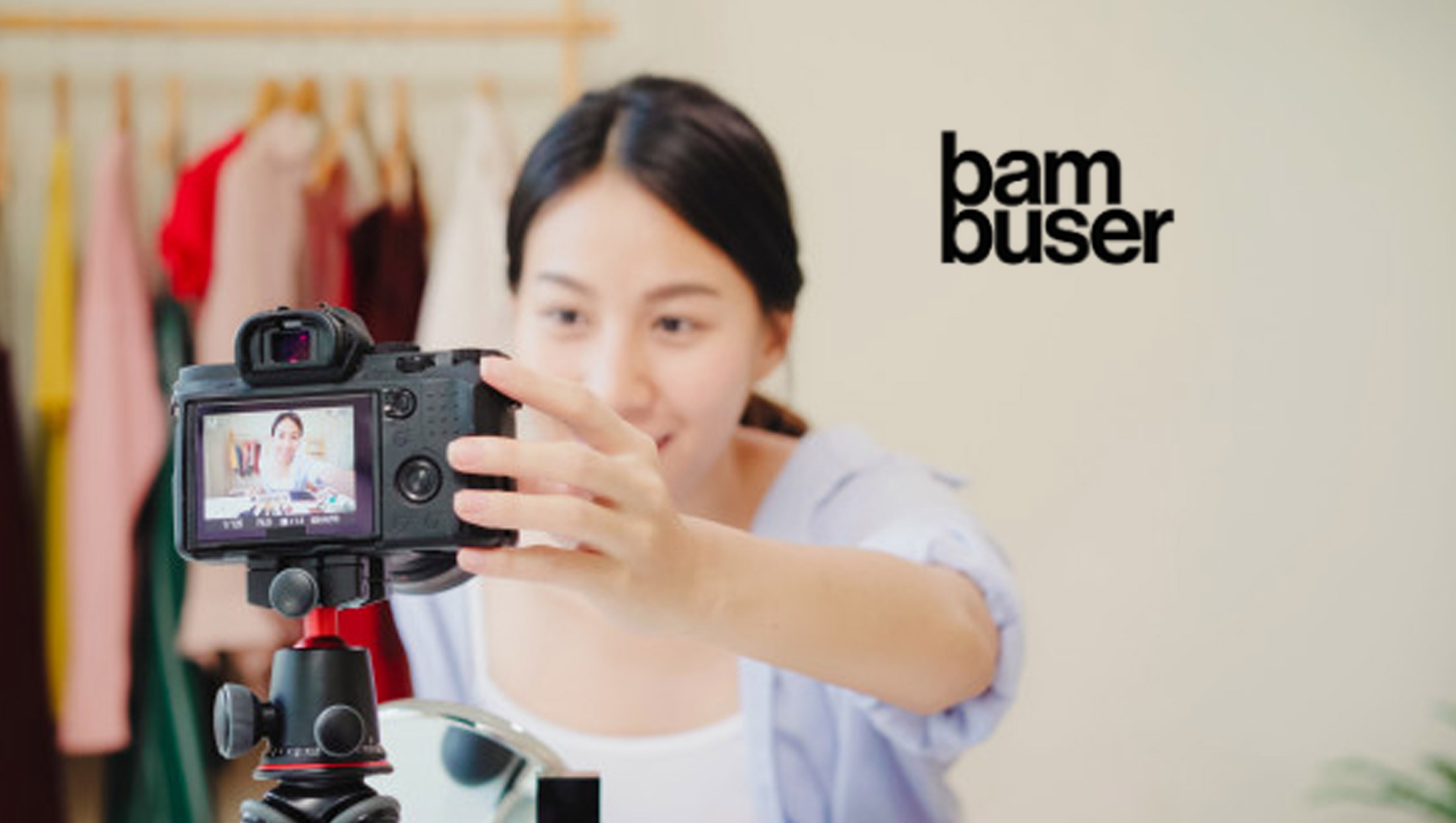 Bambuser Launches Self-Serve Platform For Live Video Shopping