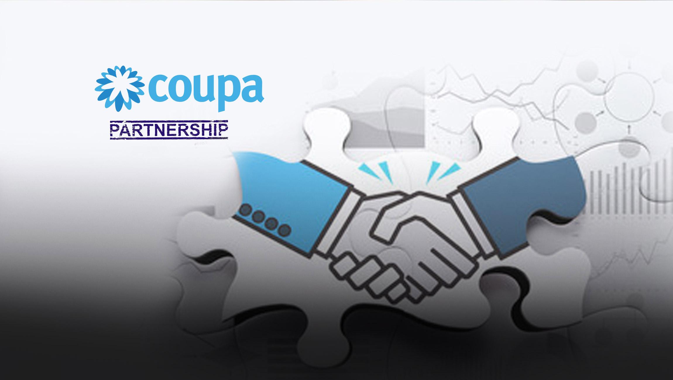 Coupa Announces Strategic Partnership with Japan Cloud to Establish Coupa K.K.