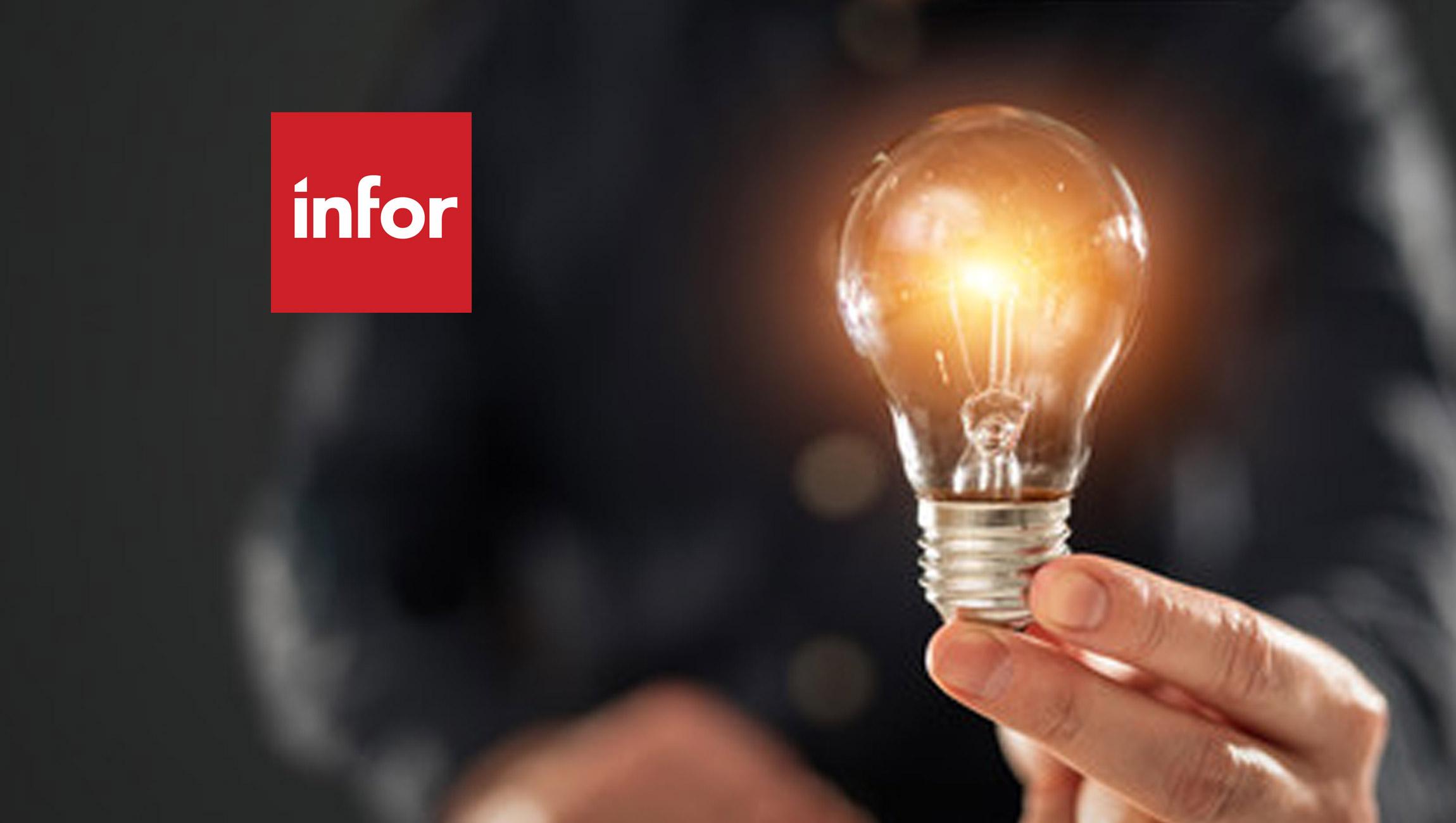 DB Schenker Innovates with Infor