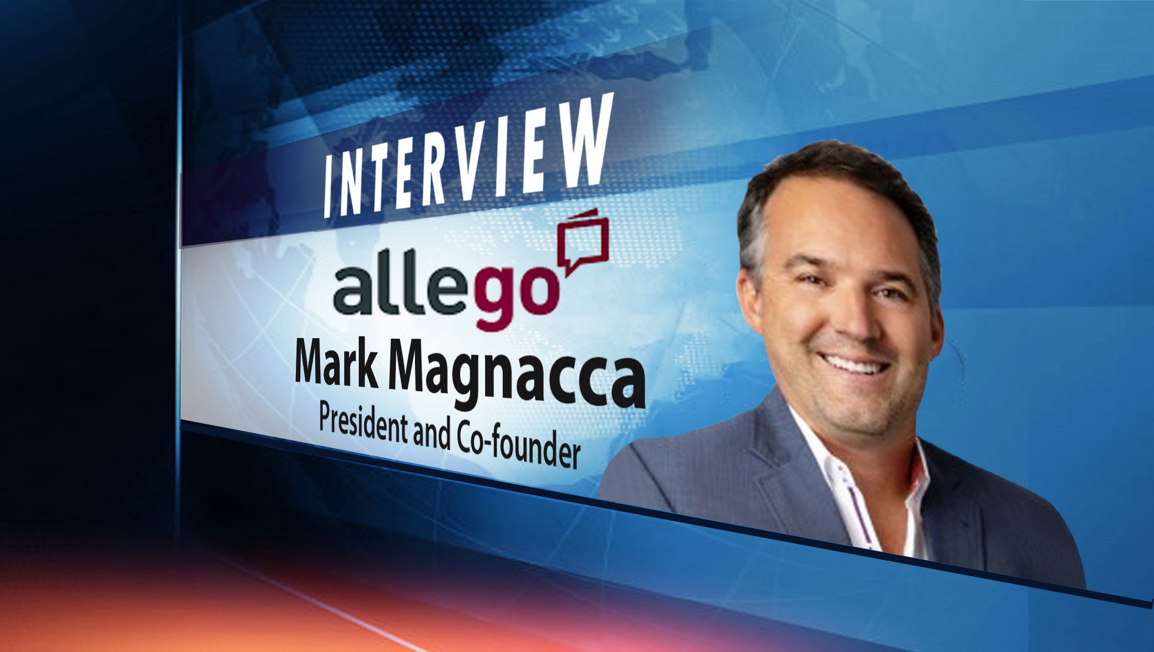 SalesTechStar Interview with Mark Magnacca, President and Co-founder at Allego