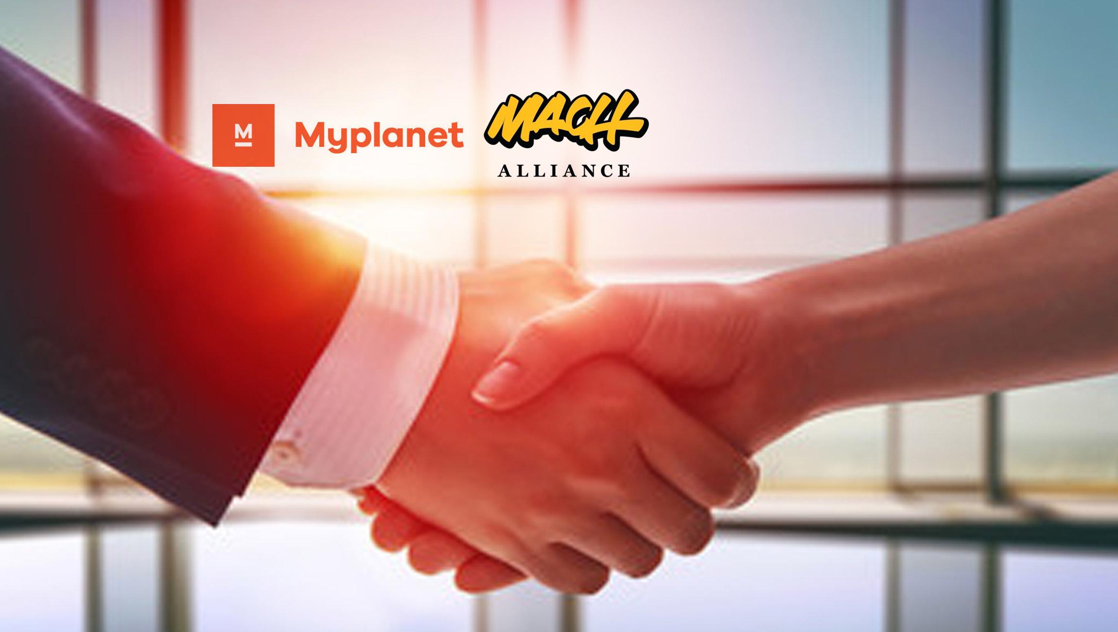 Myplanet Joins The MACH Alliance