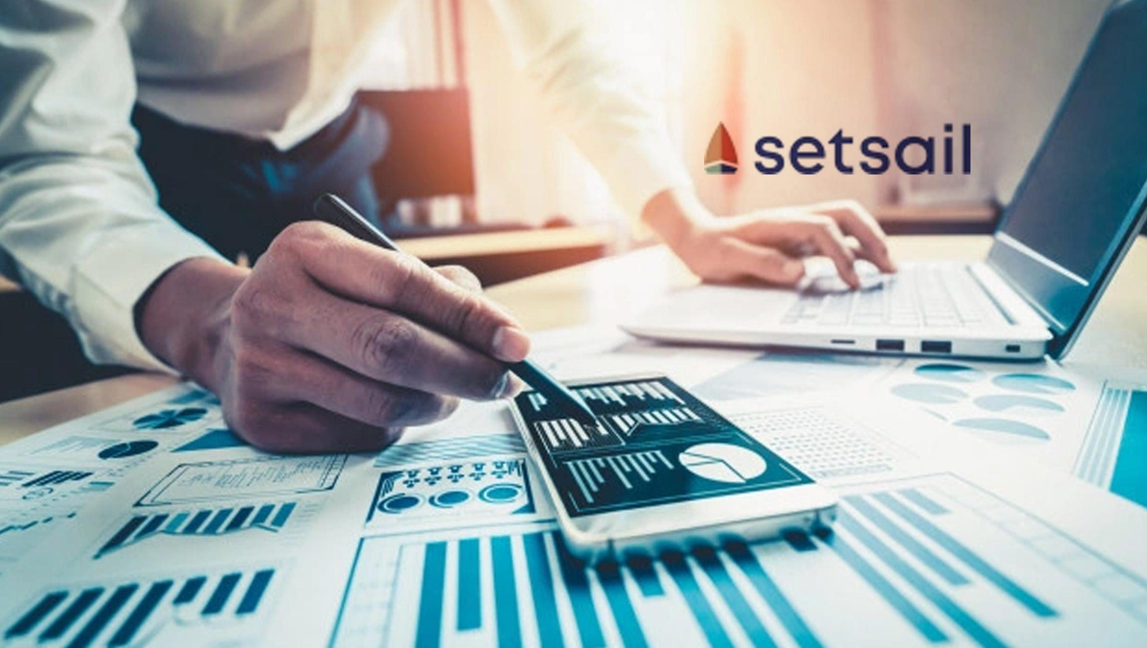 SetSail Debuts New AI-powered Solutions to Help Sales Teams Unlock More Revenue, Hosts First SetSail Voyage Sales Keynote