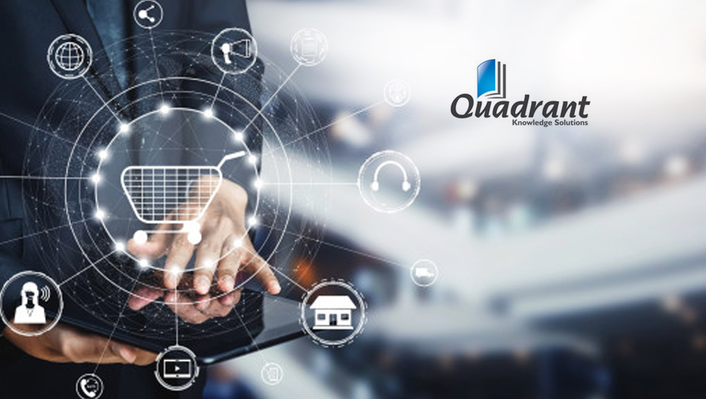Symphony RetailAI Is Positioned As A Leader In The 2021 SPARK Matrix For Omnichannel Order Management Systems By Quadrant Knowledge Solutions