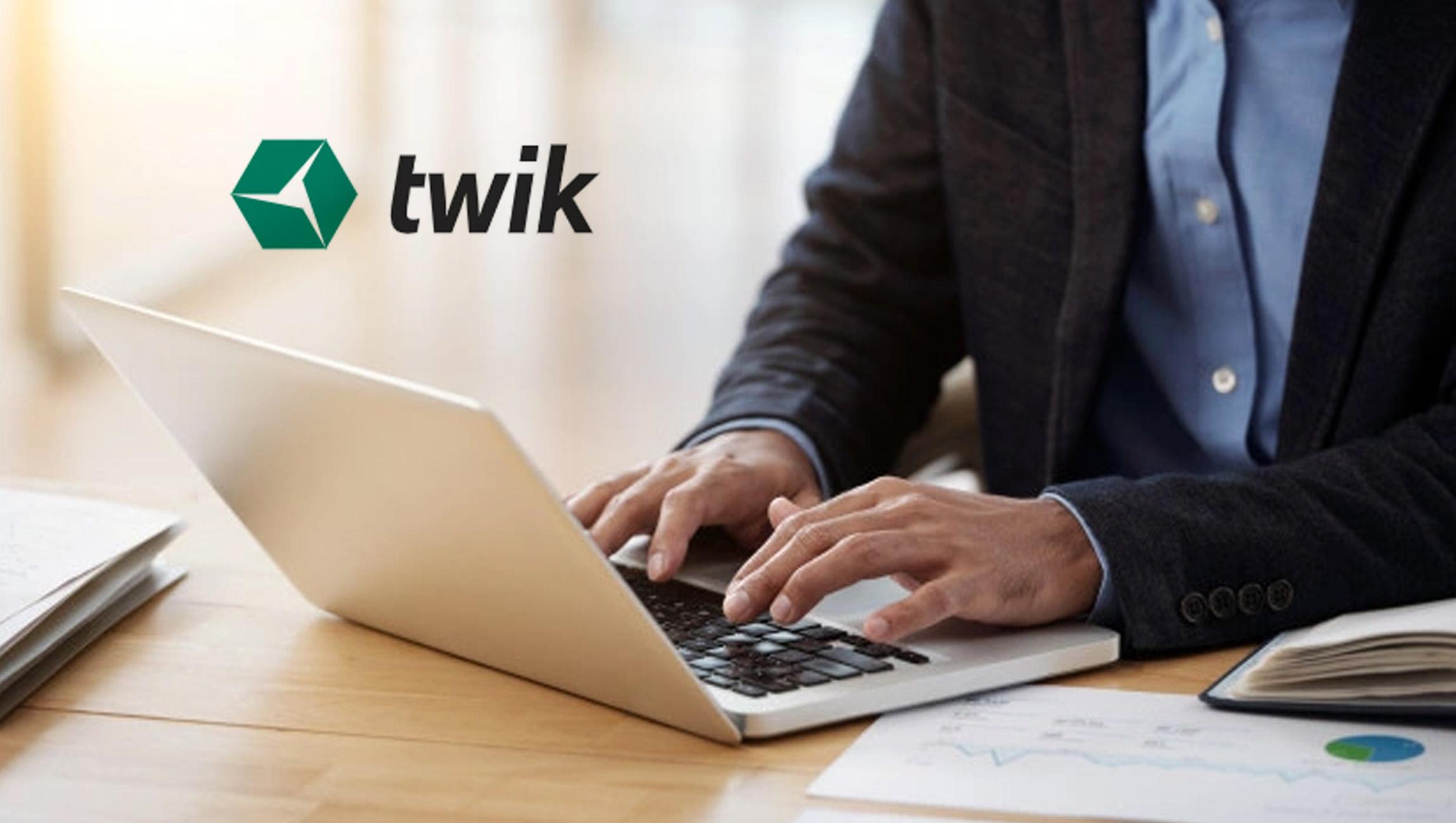 Twik - Automated Personalization Platform files for Patent