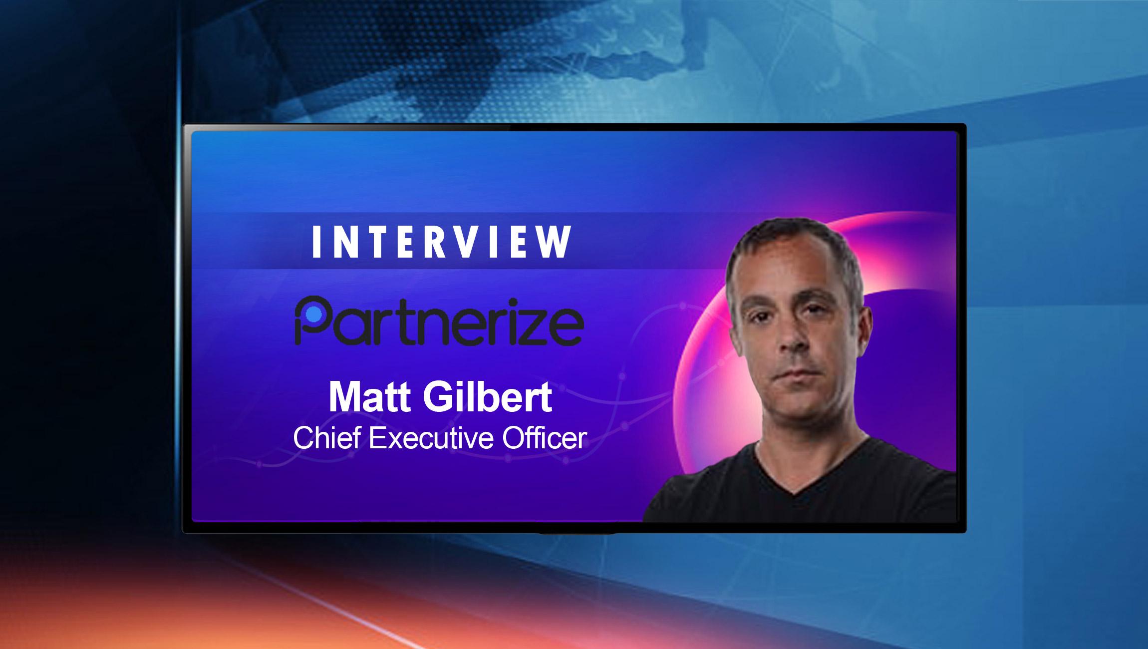 SalesTechStar Interview with Matt Gilbert, CEO at Partnerize