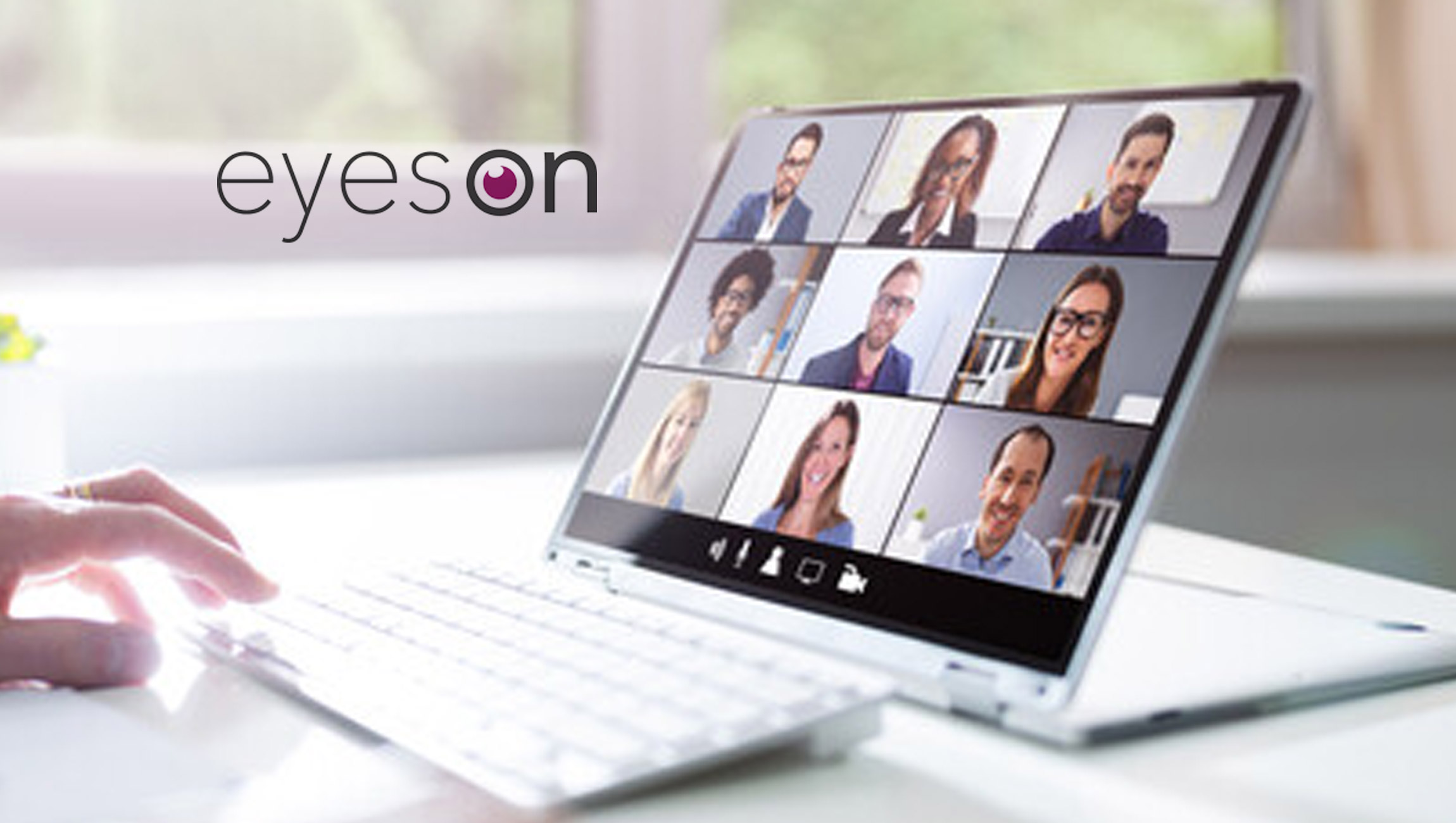 eyeson Single Stream Technology For Low CO2 Video Meetings